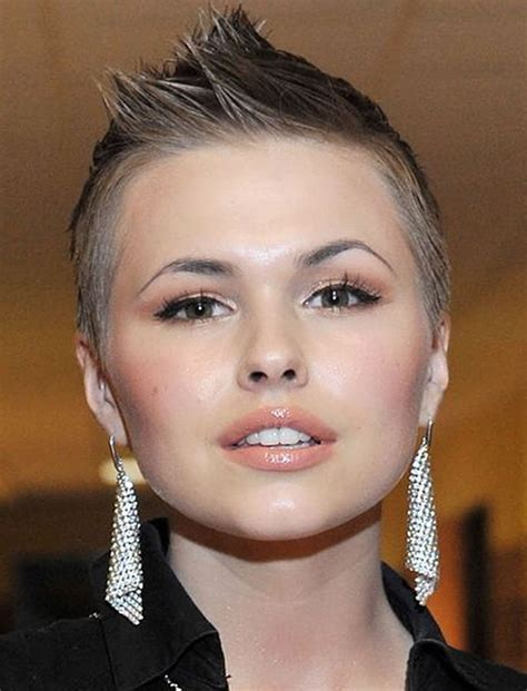 ... adult womens very short hairstyle
